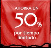 BUY NOW -50%